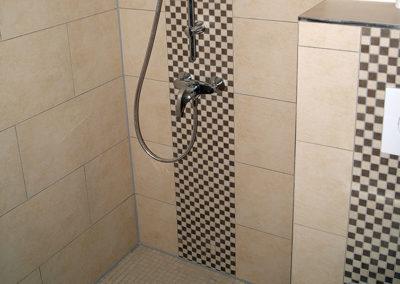 Badsanierung-Dusche