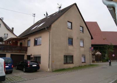 Fassadensanierung-vorher